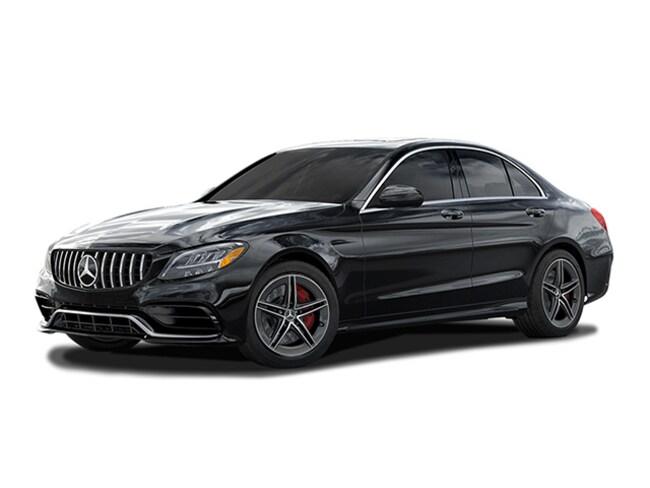 New 2019 Mercedes-Benz AMG C 63 S Sedan Near Natick
