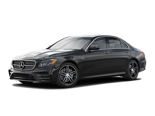 2019 Mercedes-Benz E-Class 4MATIC Sedan