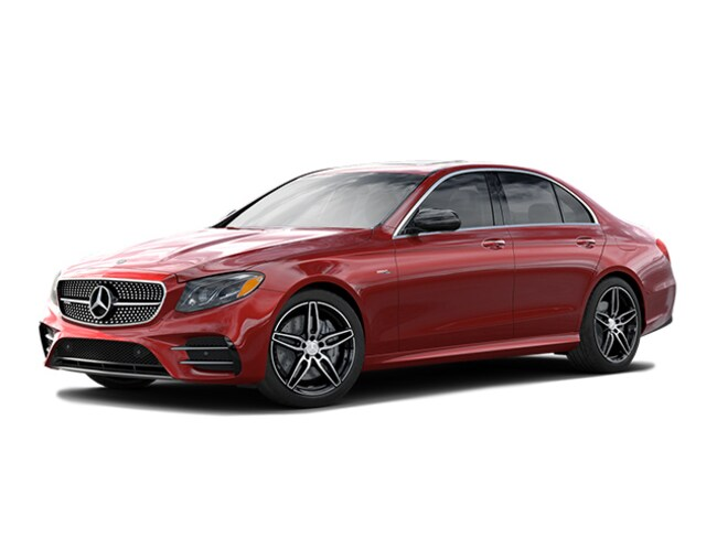 2019 Mercedes-Benz AMG E 53 Sedan 4MATIC SEDAN