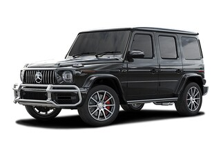 Used 2019 Mercedes-Benz AMG G 63 4MATIC SUV