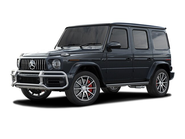 2019 Mercedes-Benz AMG G 63 4MATIC SUV