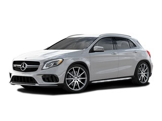 New 2019 Mercedes-Benz AMG GLA 45 4MATIC SUV for sale in Belmont, CA