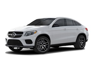Featured New 2019 Mercedes-Benz GLE GLE 43 AMG 4MATIC COUPE Coupe for sale near you in Arlington, VA
