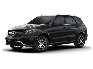 2019 Mercedes-Benz AMG GLE 63 GLE 63 4MATIC SUV