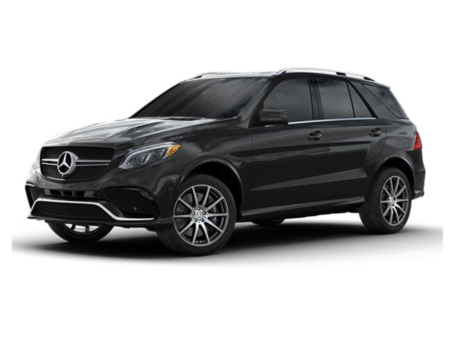New 2019 Mercedes-Benz AMG GLE 63 4MATIC SUV Bentonville, AR