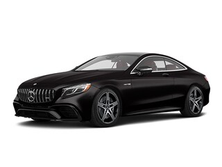 New 2019 Mercedes-Benz AMG S 63 4MATIC Coupe Medford, OR
