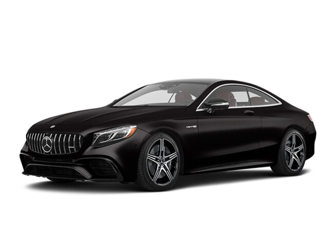 2019 Mercedes-Benz AMG S 63 Coupe 4MATIC COUPE
