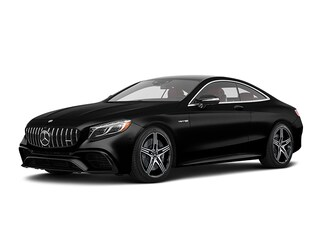 2019 Mercedes-Benz S-Class AMG S 63 Coupe