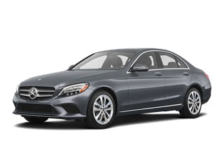 2019 Mercedes-Benz C-Class Sedan Selenite Gray Metallic
