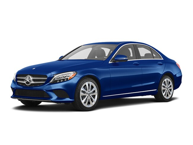 2019 Mercedes-Benz C-Class C 300 Sedan New Mercedes-Benz Car For Sale