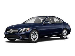 New Mercedes-Benz luxury vehicles 2019 Mercedes-Benz C-Class C 300 4MATIC Sedan for sale near you in Schererville, IN