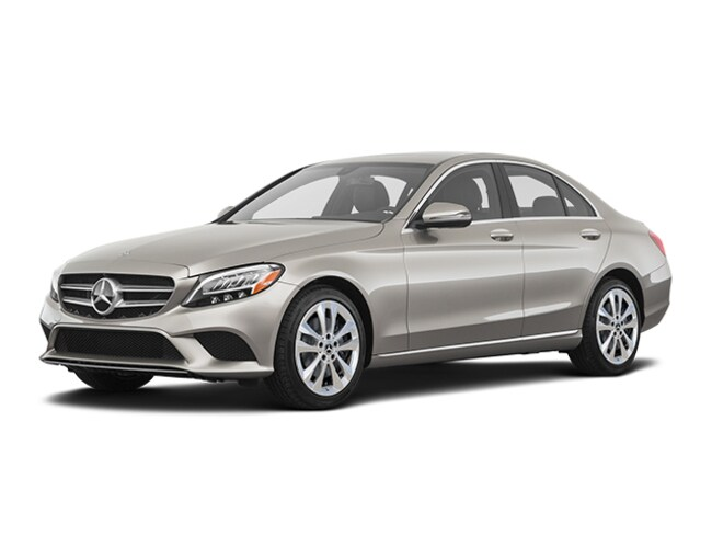 Certified Pre-Owned 2019 Mercedes-Benz C-Class C 300 4MATIC Sedan in Bentonville, AR