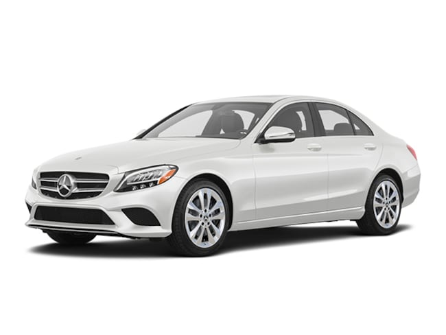 New 2019 Mercedes-Benz C-Class C 300 4MATIC Sedan Lynnfield