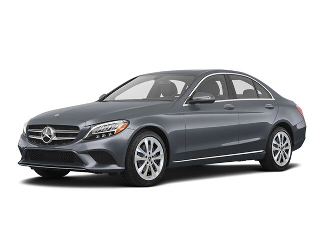 New Mercedes-Benz vehicle 2019 Mercedes-Benz C-Class C 300 4MATIC Sedan for sale near you in Loves Park, IL