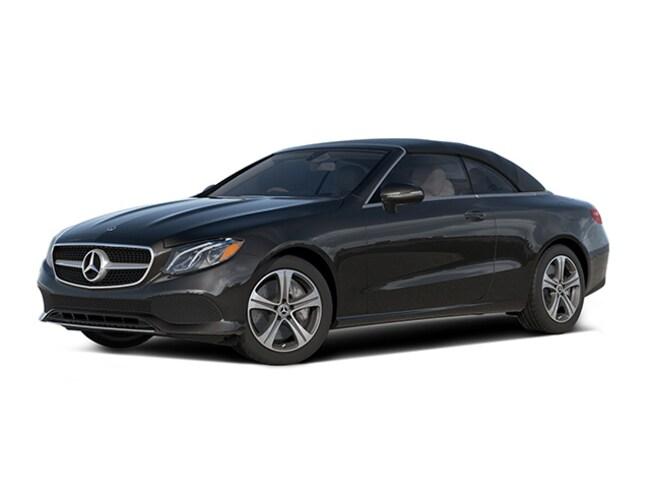 2019 Mercedes-Benz E-Class E 450 4MATIC AWD E 450 4MATIC  Cabriolet