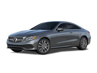 2019 Mercedes-Benz E-Class Coupe Selenite Gray Metallic