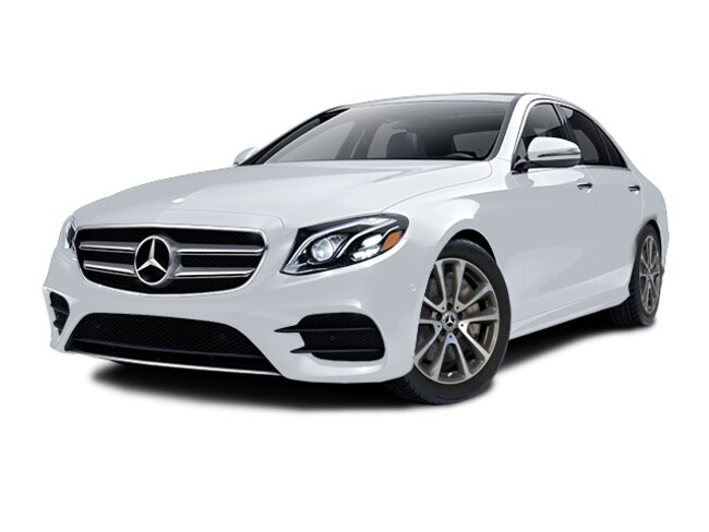 2019 Mercedes-Benz E-Class E 450 Sedan