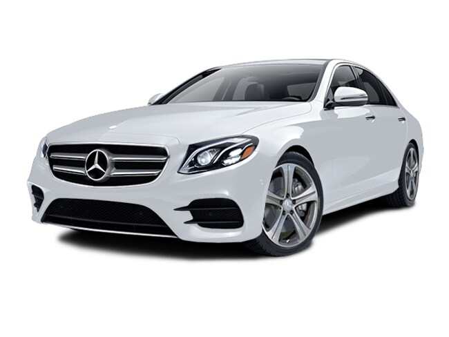 New 2019 Mercedes-Benz E-Class E 300 4MATIC Sedan for sale in Natick MA