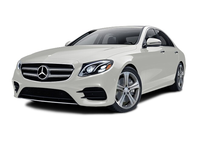 2019 Mercedes-Benz E-Class E 300 4MATIC Sedan