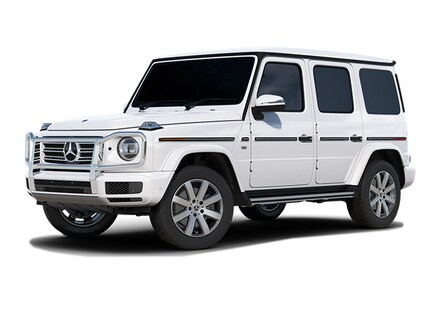 2019 Mercedes-Benz G-Class G 550 SUV For Sale in Manteca, CA