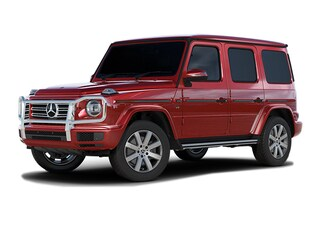 New 2019 Mercedes-Benz G-Class G 550 SUV for sale Fort Myers, FL