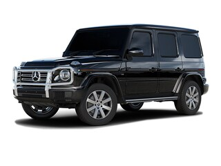 New 2019 Mercedes-Benz G-Class G 550 SUV in Denver