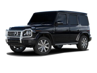 2019 Mercedes-Benz G-Class G 550 SUV New Mercedes-Benz Car For Sale