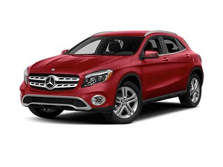 Pre-Owned 2019 Mercedes-Benz GLA 250 4MATIC SUV for sale in Denver, CO