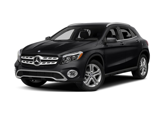 New 2019 Mercedes Benz Gla 250 For Sale Night Black