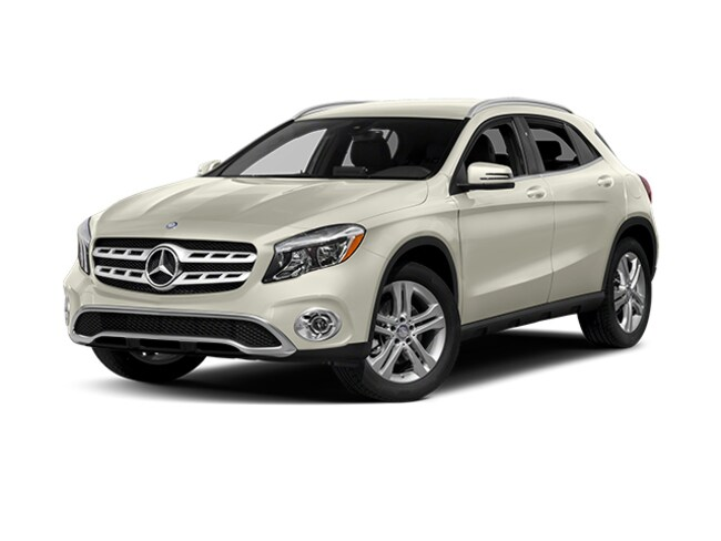 New Mercedes-Benz vehicle 2019 Mercedes-Benz GLA 250 4MATIC SUV for sale near you in Schererville, IN