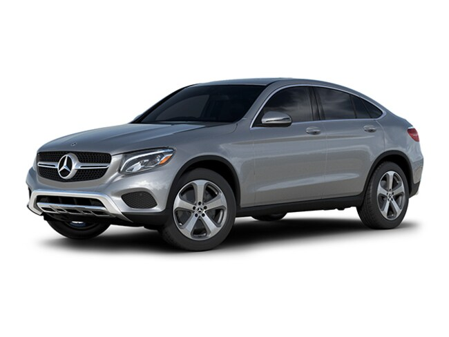 2019 Mercedes-Benz GLC 300 4MATIC Coupe For Sale in State College, PA