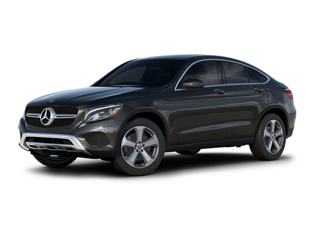 2019 Pre-Owned Mercedes-Benz GLC 300 Coupe 4MATIC For Sale at Park Place  Dealerships | P23847