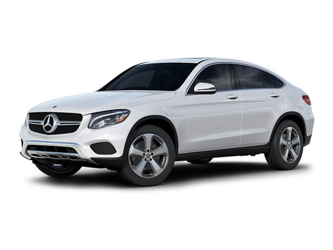 2019 Mercedes-Benz GLC 300 GLC 300 4matic Coupe Coupe