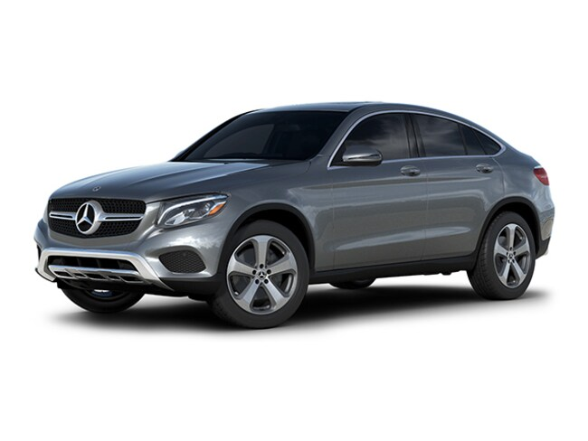 New 2019 Mercedes-Benz GLC 300 4MATIC Coupe GLC COUPE in Hanover, MA