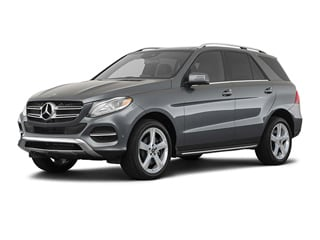 2019 Mercedes-Benz GLE 400 SUV Selenite Gray Metallic