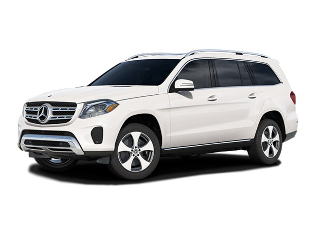 New 2019 Mercedes-Benz GLS 450 4MATIC SUV Near Natick