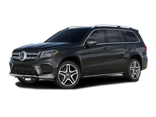 New 2019 Mercedes-Benz GLS 550 4MATIC SUV for sale in McKinney, TX
