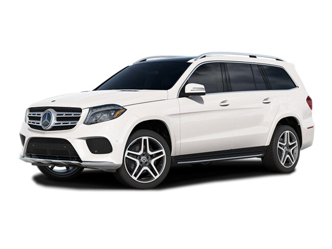 New 2019 Mercedes-Benz GLS 550 GLS 550 4MATIC SUV for sale in Natick MA