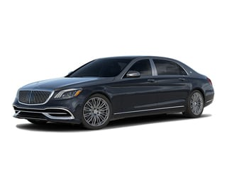 2019 Mercedes-Benz Maybach S 650 Sedan Selenite Gray Metallic