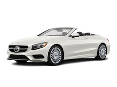 New 2019 Mercedes-Benz S-Class S 560 Cabriolet Boston