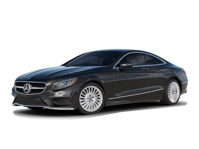 New 2019 Mercedes-Benz S-Class S 560 4MATIC Coupe for sale in Natick MA