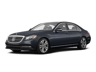 New 2019 Mercedes-Benz S-Class S 450 Sedan for Sale in Fresno