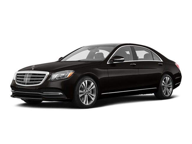 2019 Mercedes-Benz S-Class S 450 Sedan