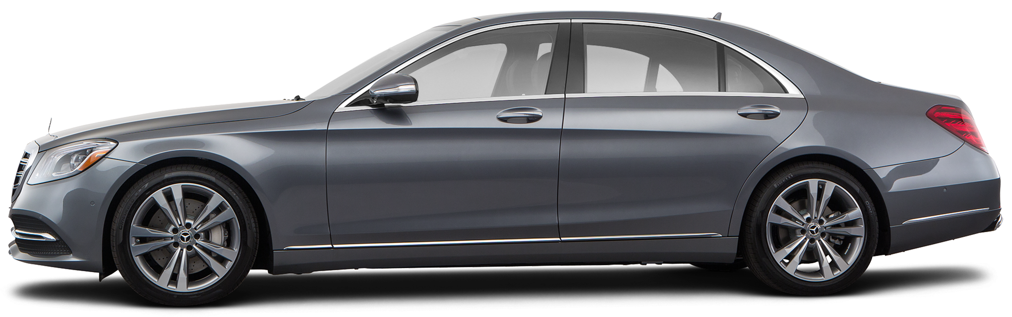 2019 Mercedes-Benz S-Class Sedan S 450