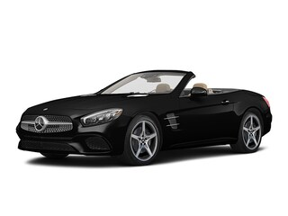 2019 Mercedes-Benz SL 550 SL 550 Roadster