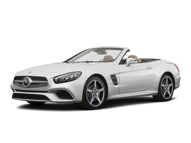 New 2019 Mercedes-Benz SL 550 Roadster for sale in Natick MA