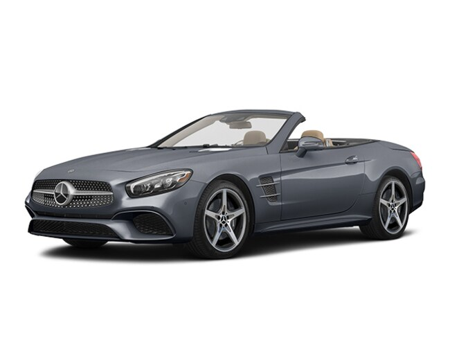 New 2019 Mercedes-Benz SL 550 Roadster in Boston