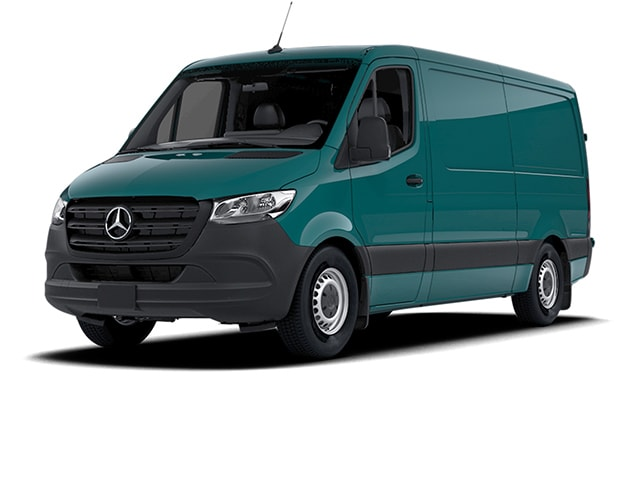 2019 Mercedes-Benz Sprinter 1500 Van