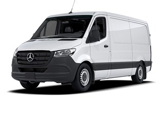 2019 Mercedes-Benz Sprinter 1500 1500 Standard Roof I4 144 RWD