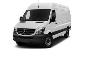 2019 Mercedes-Benz Sprinter 2500 2500 High Roof V6 170 RWD Van Cargo Van